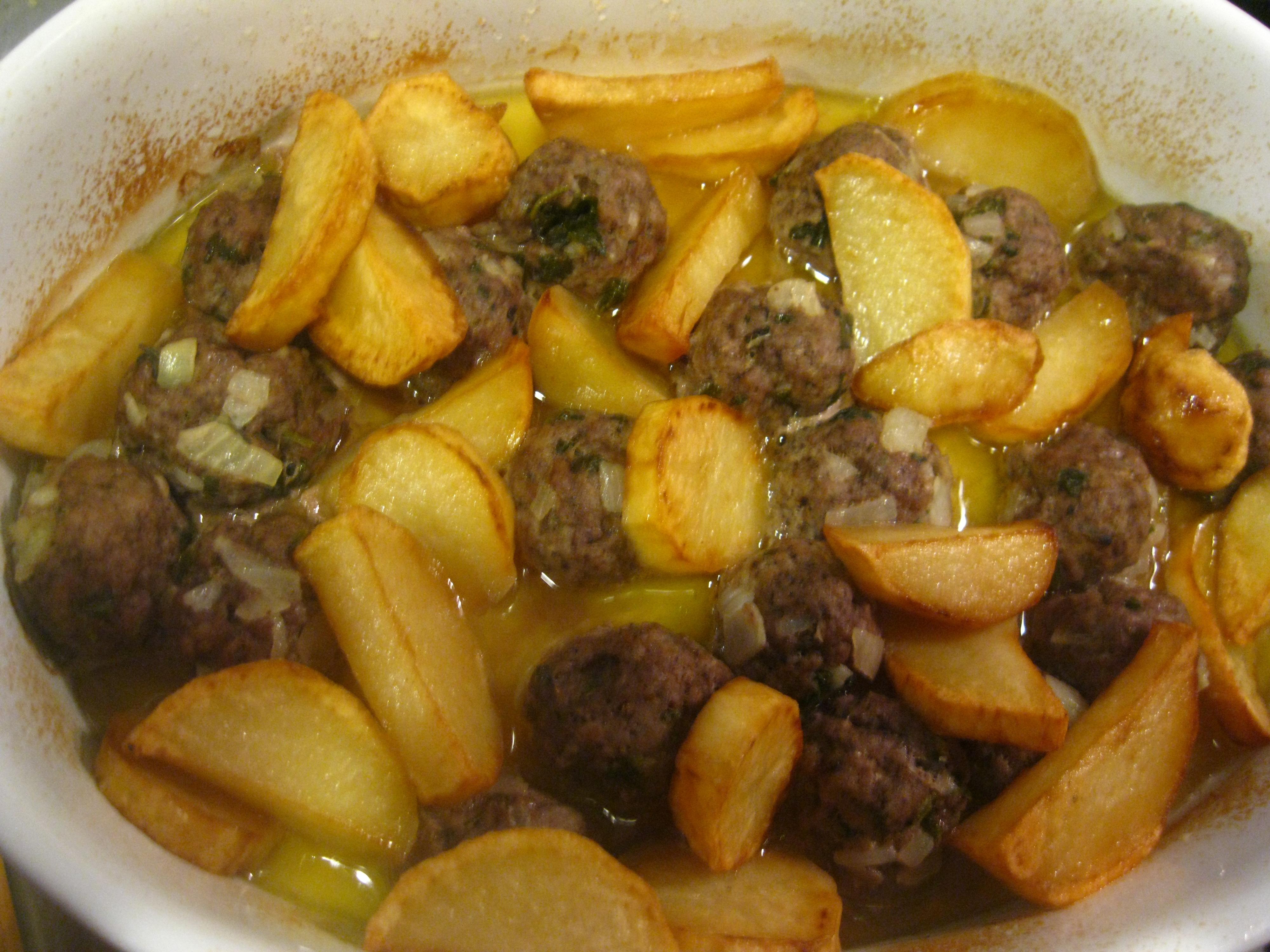 Тушеная картошка в духовке пошаговый рецепт