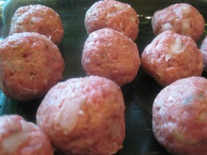 Basic Beef Meatballs | The Levantess