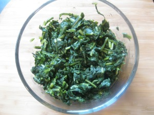 Lemony Dandelion Greens | The Levantess