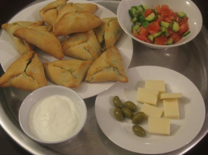 Sample Iftar Menu #3 | The Levantess
